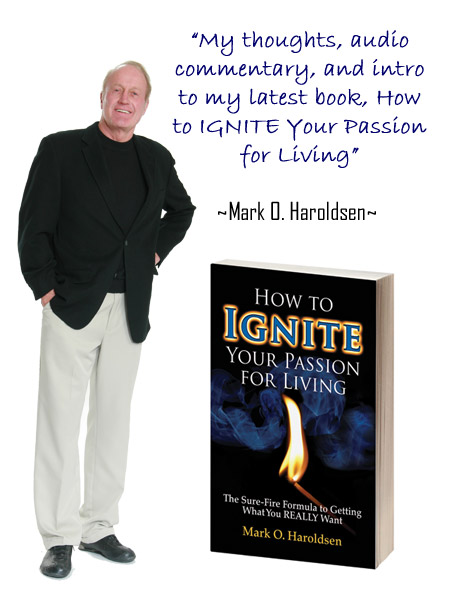 Book commentary for Ignite your Passion for Living
